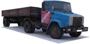 Аренда машины для грузоперевозок 15 тонн